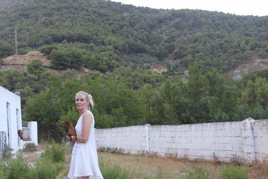 Alozaina, Espanha: Уезжаем