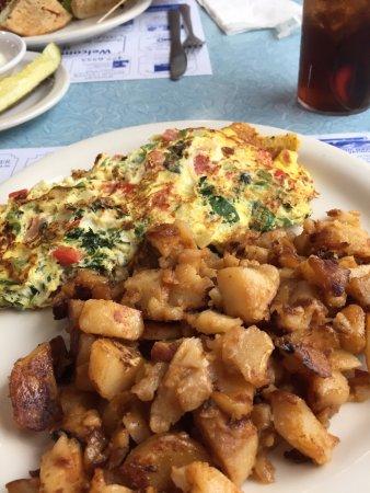 Castleton On Hudson, NY: Schodack Diner