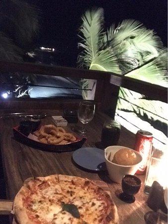 cena vista mare