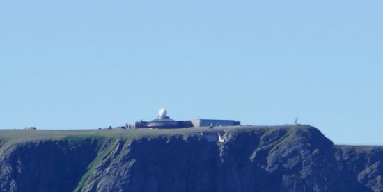 Northern Norway, นอร์เวย์: View of the North Cape from the Sea