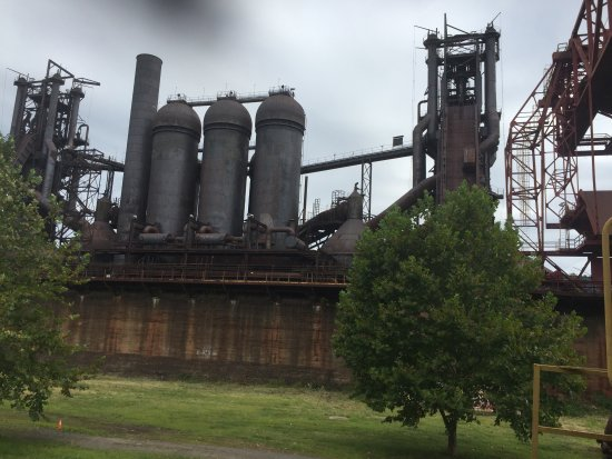 ‪Carrie Blast Furnace Tours‬