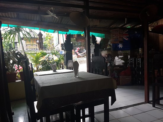 Warung Taman Sari: Taken from the inside