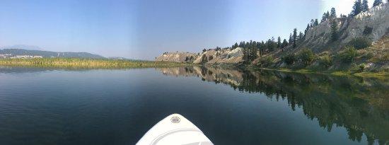 Columbia River Paddle Photo