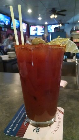 Vandalia, OH: Voted Best bloody mary in the Dayton Area!!!