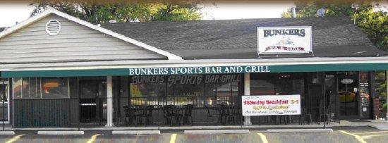 Vandalia, OH: Bunkers front