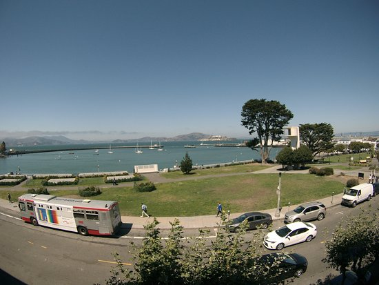 View From Our Table Bay Park Alcatraz Picture Of Mccormick