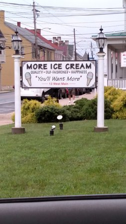 More Ice Cream, Middletown, MD