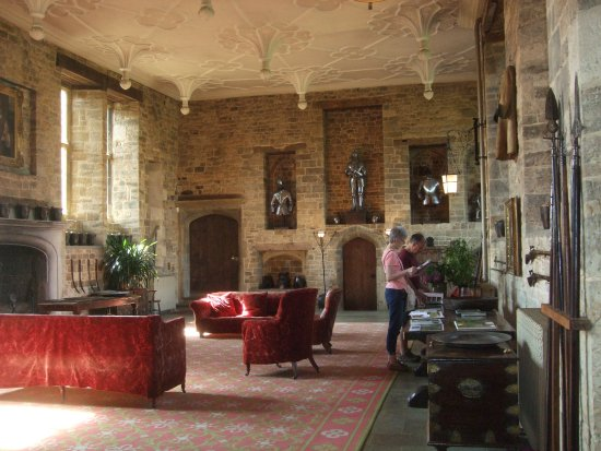 Μπάνμπερι, UK: Broughton Castle