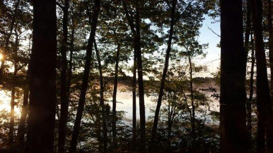 Presque Isle, WI: Big Lake views
