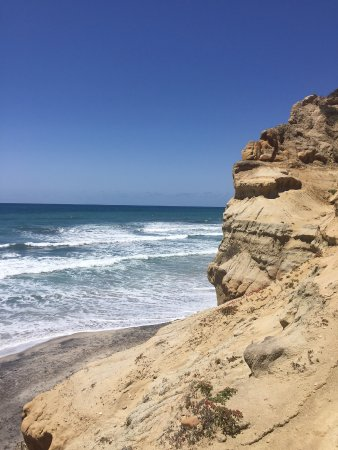 Torrey Pines State Natural Reserve: Almost to the beach!