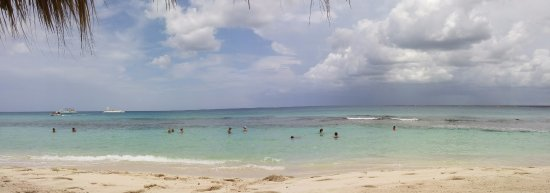 La Romana Province, Dominikanska Republiken: Beautiful beach view.