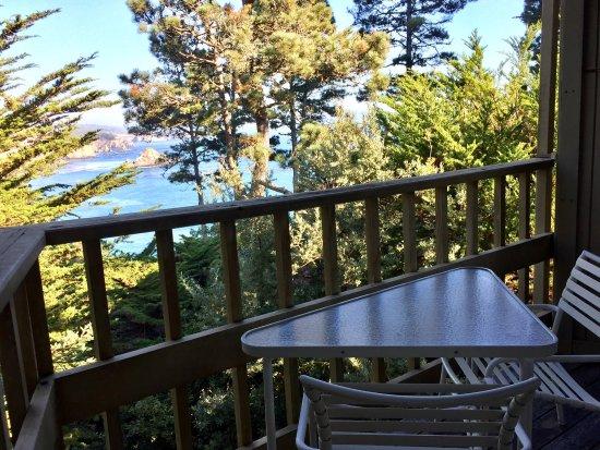 Beautiful view, wonderful hospitality