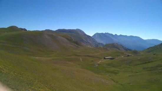 Parco Naturale del Gran Bosco di Salbertrand: I prati alpini in cresta