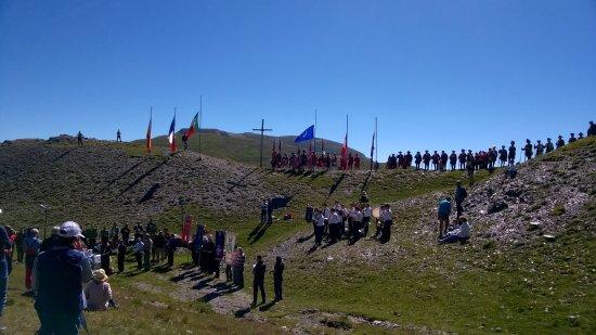 Parco Naturale del Gran Bosco di Salbertrand: La festa del Piemonte al colle dell'Assietta