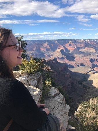 ثاندر بيرد لودج: South rim Grand Canyon