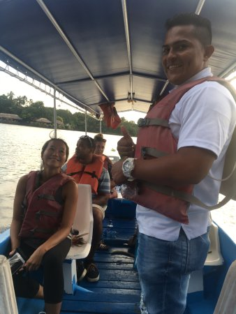 Granada, Nicaragua: Boat Tour