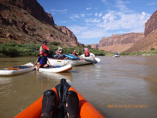 Mild to Wild Rafting and Jeep Trail Tours : Beautiful scenery