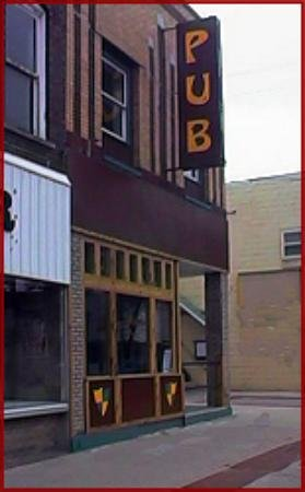 Alma, ميتشجان: Bravehearts Pub