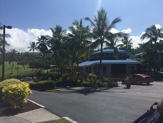 Wyndham Mauna Loa Village: Welcome centre