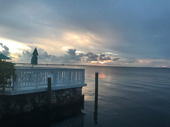 Amy Slate's Amoray Dive Resort: lovely sunsets