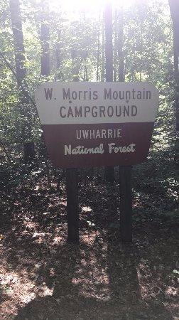 Troy, NC: Campsite