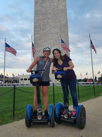 Bike and Roll DC: We covered a lot of ground, and had a blast!