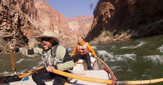 O.A.R.S. Grand Canyon Dories
