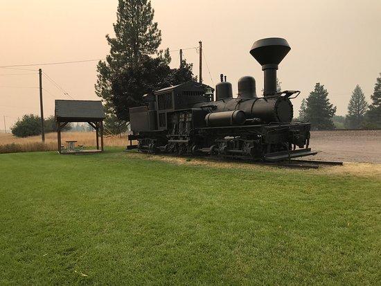 Columbia Falls, MT: Depot Park