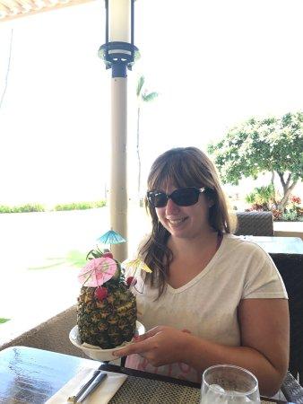 Royal ocean terrace in royal lahaina resort menu prices for 15 royal terrace reviews