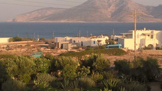 Aeolos Hotel: View from balcony