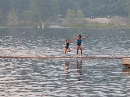 Lake Cowichan-bild