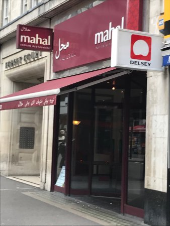 Restaurants mahal in city of london westminster with for Indian city restaurant