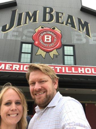 Clermont, Κεντάκι: Jim Beam