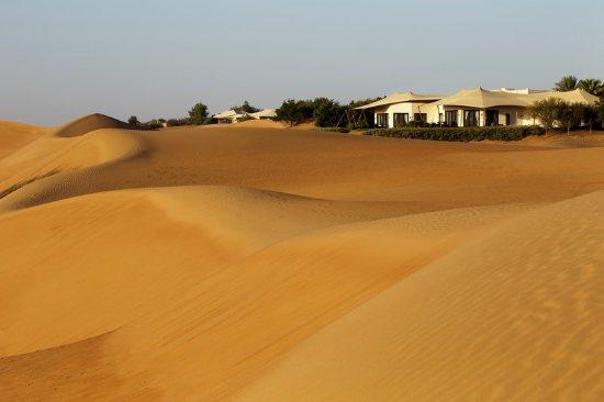 Al Maha, A Luxury Collection Desert Resort & Spa: Presidential Suite - Exterior