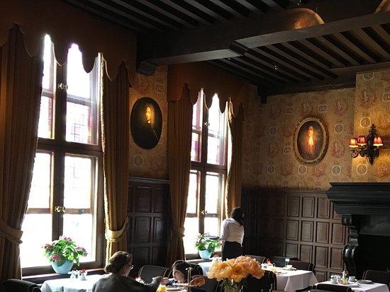 Hotel de Orangerie: Breakfast room