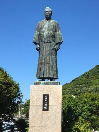 John Manjiro Statue