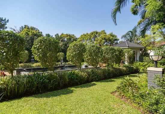 Empangeni, Νότια Αφρική: Garden View