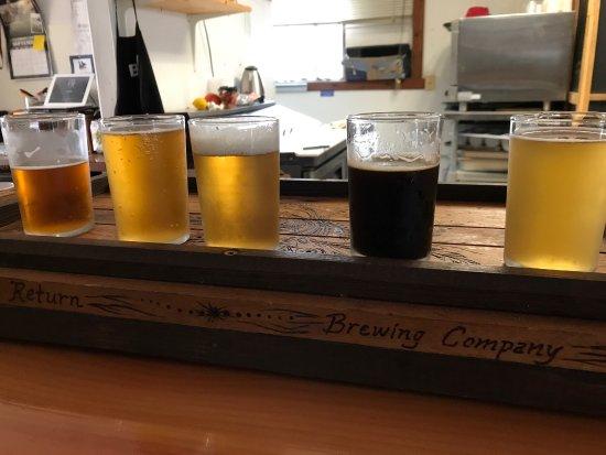 Challis, Αϊντάχο: River of No Return Brewing Co.