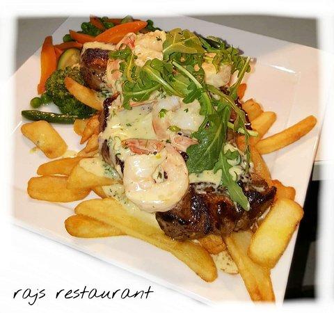 Narromine, Australia: Raj's restaurant