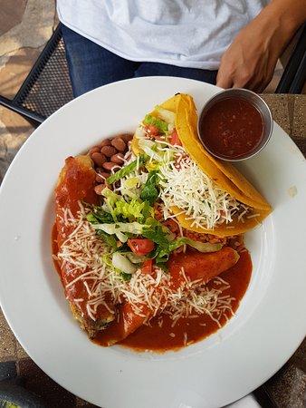 La Cueva Cafe Taos New Mexico