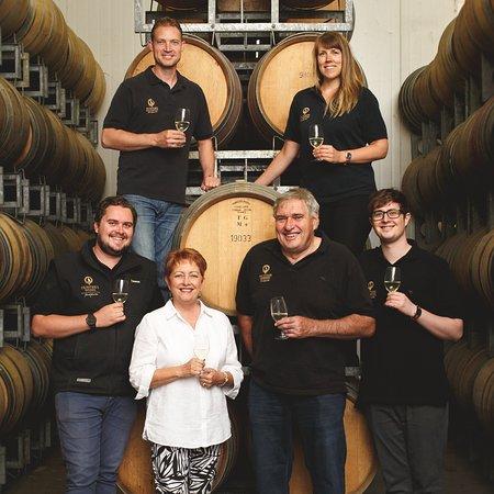 Blenheim, Nuova Zelanda: Team Hunter's