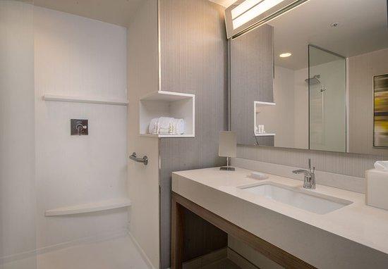 Pullman, WA: Guest Bathroom