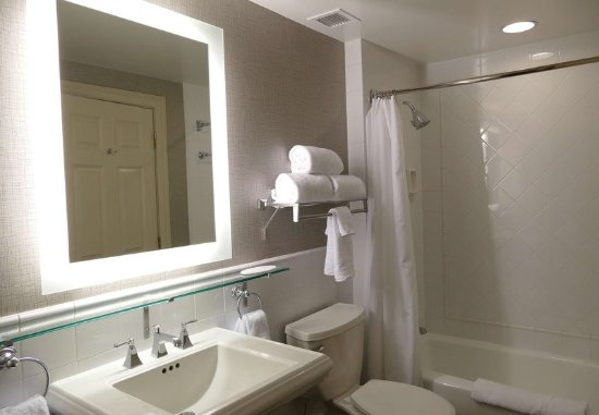 Courtyard St. Louis Downtown/Convention Center: Guest Bathroom Vanity