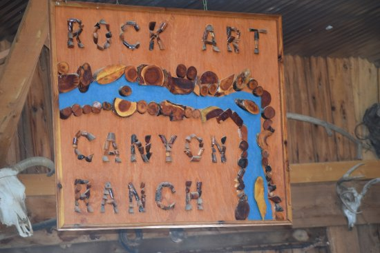 Rock Art Canyon Ranch Picture