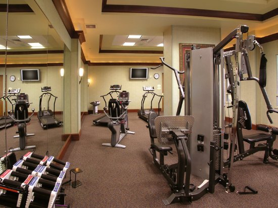 SpringHill Suites by Marriott Norfolk Virginia Beach : Workout Room