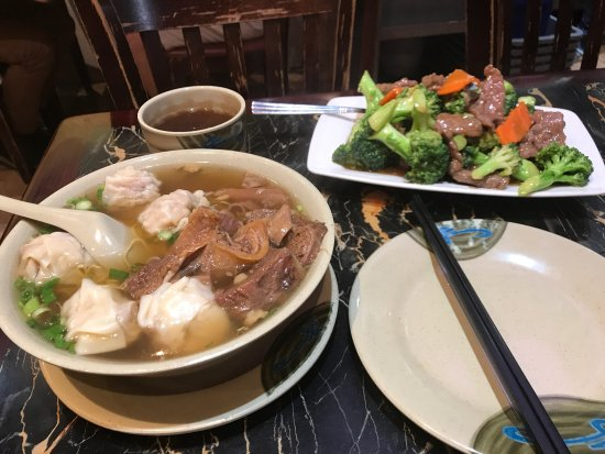 Picture Of Wonton Noodle Garden New York