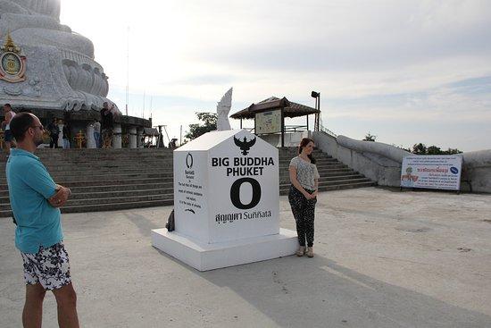 Chalong, Tailândia: Big Buddha site