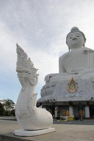 Chalong, Tailândia: Big Buddha and more