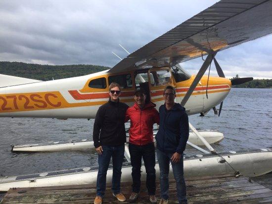 Acadian Seaplanes: The boys