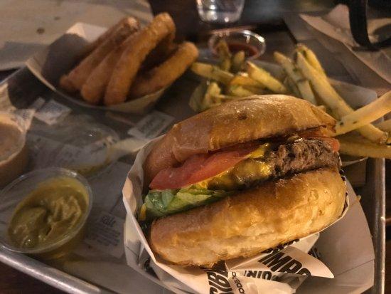 Gott 39 s roadside american restaurant 1 ferry bldg in for American cuisine in san francisco